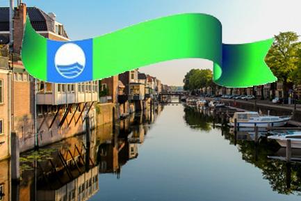 Groene Wimpel duurzaamheidsonderscheiding